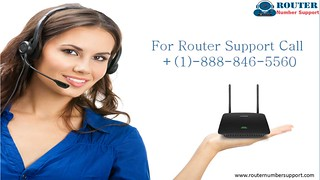 support for Common router Problems