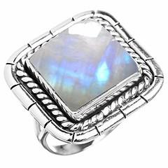 5.40ctw,Genuine Rainbow Moonstone 10x10mm Square & .925 Silver Overlay Handmade Rings (glimmeringswarovskisilver) Tags: amazon amazondeals amazonfashion amazonfbaseller amazonshopping amazonusa amazonexclusive amazonhandmade amazonuk amazonbestseller amazonjewelry amazonjewelrysale sterlingsilverjewelry moonstonejewelry handmaderings handmadejewelry handmadelove usajewellery usajewelry 925silverrings rainbowmoonstonerings