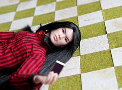 TAG GAME - Doll Selfie (Rashmiel) Tags: integritytoys integrity tatetanaka tatetanakafairytale reroot