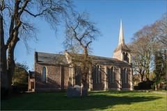 Mountsorrel: Christ Church (Phil McIver) Tags: mountsorrel church leicestershire
