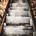 Old Wooden Staircases