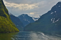 Nærøyfjord, Norway (Josh Khaw) Tags: fjord norway water sky mountain landscape cruise scenic hdr canon eos m3