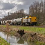 Dordrecht-Zuid Shunter 203 102 overbrengingsrit thumbnail