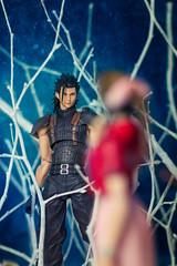 IMG_4125 (~ko4erishka) Tags: action figure play arts kai final fantasy vii 7 crisis core aerith gainsborough zack fair