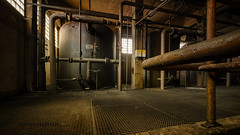 HFB1 (Lefers.) Tags: hfb urbex 2018 lefers abandoned industrial fuji xt1 wideangle wideangleshot decay heavy rust