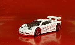 McLaren F1 GTR. (ManOfYorkshire) Tags: mclaren car sports supercar hw hotwheels multipack exotics diecast toy model 164 scale f1 gtr racing