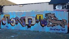 Schuttersveld (oerendhard1) Tags: graffiti streetart urban art rotterdam oerendhard crooswijk schuttersveld floes timer
