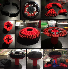 The Lowell Sphere Mushroom Cloud (Andrew Cookston) Tags: lego wonder woman ares funnybrick funny brick funnybricks dc comics andrew cookston andrewcookston