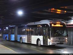 York Region Transit #221 (vb5215's Transportation Gallery) Tags: yrt york region transit 2006 van hool ag300