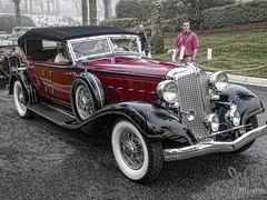 1933 Chrysler Imperial CL at Amelia Island 2009 (gswetsky) Tags: amelia island concours delegance chrysler imperial cl antique classic ccca