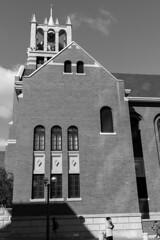 church (Hideki Iba) Tags: church nikon d850 2470 bw monochrome blackandwhite
