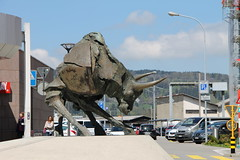IMG_7808 (Ray's Photo Collection) Tags: switzerland bulle sculpture bull fr schweiz suisse swiss