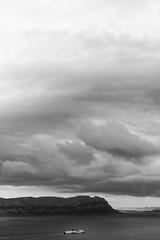 Tavolara e il temporale (hydRometra) Tags: natura ferry capofigari semaforo golfoaranci outdoor traghetto sardegna seascape mare tavolara calamoresca sardinia