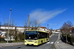 Millau - Iveco Bus UrbanWay 10 - 05/02/19 (Jérémy P.) Tags: bus millau aveyron occitanie iveco urbanway route pelouse ciel arbre