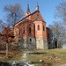 Heringsdorf - Kirche im Walde (1848/1914)