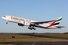 A6-EWB 777-231HLR (Ian Tate) Tags: newcastleinternationalairport ncl egnt a6ewb boeing77721hlr emirates boeing777200lr