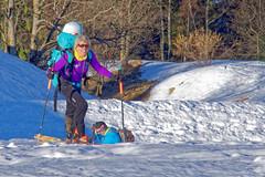 Le casque blanc (Lumières Alpines) Tags: didier bonfils goodson goodson73 dgoodson lumieres alpines montagne mountain europa outside france francia alpes alps skiing alpine alpini snow neige beaufortain roche parstire ski rando