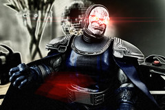 Darkseid (misterperturbed) Tags: dccomics darkseid godzilla jackkirby justiceleague mezco mezcoone12collective one12collective shmonsterarts