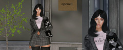 # 600 OUT OF MY ELEMENT (Luckii's Charms) Tags: revoul genus genusapplier exile fiftylindenfriday seul emarie theowl jian minimal backdrop poses maitreya mainstore gacha galleria uber lotd ootd mesh secondlife secondlifeblogger secondlifephotographer newblog cat
