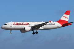 OE-LBL (GH@BHD) Tags: oelbl airbus a320 a320200 os aua austrianairlines aircraft aviation airliner ace gcrr arrecifeairport arrecife lanzarote