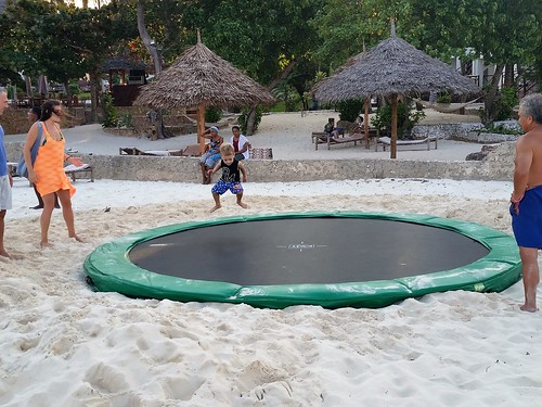 Paradise Beach Resort activities