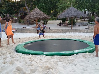 Paradise Beach Resort activities