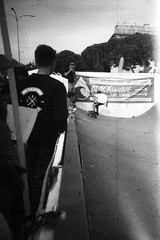 140319001 (francescoccia) Tags: recco blackwave sk8 skate skateboard lomo lomolca lomography maco macoeagleaqs400 blackwhite bw bn francescoccia analog analogue