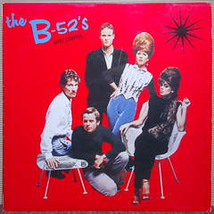 The B-52's - Wild Planet [1980] (renerox) Tags: theb52s newwave 80s lpcovers lp vinyl records