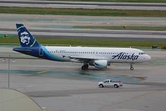 A320 N636VA Los Angeles 21.03.19 (jonf45 - 5 million views -Thank you) Tags: airliner civil aircraft jet plane flight aviation lax los angeles international airport airlines alaska airbus a320214 n636va a320