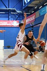Maynooth Uni v Uni Limerick 0103 (martydot55) Tags: dublin basketball basketballireland basketballirelandcolleges maynoothuniversity ul limericksporthoopsbasketssports photographysports photographer