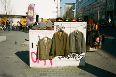 Berlin (iampaulrus) Tags: berlin germany mjuii olympusmjuii lomography portra kodak film filmphotography analog analogue 35mm 35mmfilmphotography film35mm