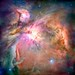 Hubble Space Telescope: Orion Nebula, variant