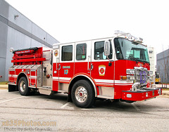 Baltimore City Fire Department Engine 13 (Seth Granville) Tags: baltimore city fire department bcfd engine 13 2018 pierce enforcer 1500 500 job number 31359