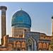 Samarqand UZ -  Gur-e-Amir Mausoleum 22