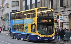 Dublin Bus GT135 (132D8920). (Fred Dean Jnr) Tags: dublinbusroute83 htown volvo b9tl wright eclipse gemini2 gt135 132d8920 collegegreendublin november2013 dublinbus dublinbusyellowbluelivery busathacliath
