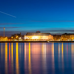 Blue hour view of Mainz thumbnail