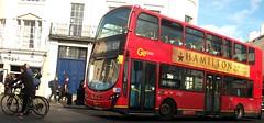 London Central WVL357 on route 129 Greenwich 02/03/19. (Ledlon89) Tags: bus buses tfl london londonbus londoncentral goaheadlondon londonbuses transport transportforlondon londontransport lewisham lewishambuses