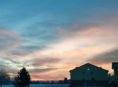 72/365/8 (f l a m i n g o) Tags: sky morning sunrise march 6th 2018 wednesday project365 365days arvada