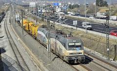 TECO INTERNACIONAL (Andreu Anguera) Tags: ferrocarril tren teco internacional sncfrenfe luxemburgoespaña bettembourg cantunis passarelladecornellá barcelona catalunya andreuanguera