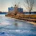Frozen Inlet