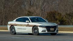 Slicktop Dodge Charger (NoVa Truck & Transport Photos) Tags: dodge charger slicktop loudoun county sheriffs office marked police cruiser law enforcement first responder
