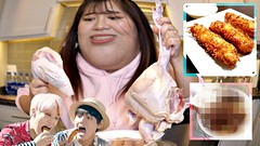 BTS FRIED COCONUT CHICKEN RECIPE COOKING VIDEO (heyitsfeiii) Tags: with kpop idols challenge fun singing dancing korean artist james charles heyitsfeiii sister apparel try haul review first impression jennie blackpink black pink hera red vibe collaboration makeup giveaway jessica jung blanc eclare skincare products how use trying real honest bts fried chicken coconut recipe follow along cold brew coffee