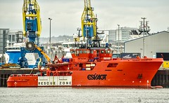 Esvagt Champion - Aberdeen Harbour Scotland - 1st April 2019 (DanoAberdeen) Tags: errv esvagtchampion candid amateur 2019 aberdeen harbour psv ship shipping abdn abz uk gb seaport offshore pocraquay autumn summer winter spring northsea northeast scotland water bluesky transport marineoperationscentre grampian oilrigs oilships geotag tug tugboats cargoships supplyships danoaberdeen danophotography aberdeencity aberdeenscotland sailing workboats marine mariner esvagtkappa seafarers shipspotting aberdeenharbour oilandgas footdee fittie northpier dock sealife clouds golden seascape shippingworldwide haulage lifeatsea outdoors ecosse watercraft