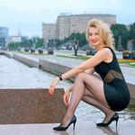 Svetlana: morning in Moscow Victory Park thumbnail