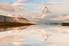 Cervino (Maniko69) Tags: cervino lago nuvole