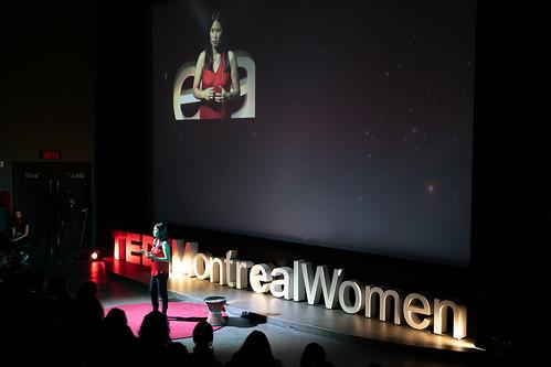 Tedxmontrealwomen 2018 - crédit photo Gaëlle Vuillaume-33