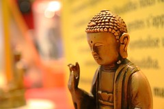 """""""Patience,"""" Said the Master, """"Patience"""" (Haytham M.) Tags: sublime symbol indoor wisdom patience indoors"""