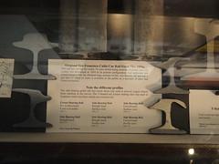 P9193023 (bentchristensen14) Tags: usa unitedstatesofamerica california sanfrancisco sanfranciscorailwaymuseum museum tram steuartstreet