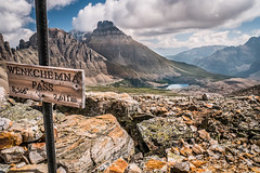Wenkchemna Pass Summit (Colin Campbell Photography) Tags: wenkchemnapass lakelouise morainelake eiffellake