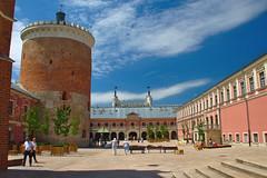 Zamek w Lublinie (jacekbia) Tags: europa poland polska lublin zamek zabytek architecture architektura budowla canon 1100d lato summer